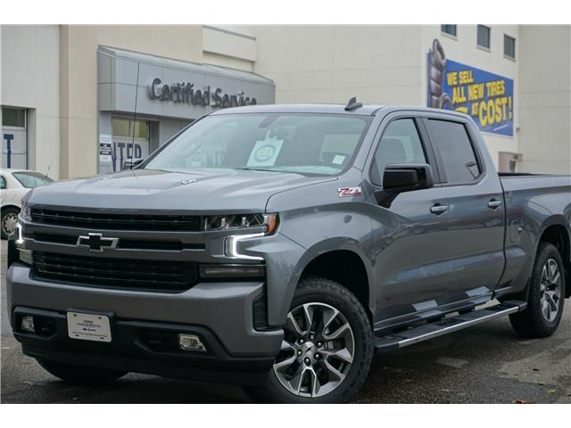2021 Chevrolet Silverado 1500 RST (Stk: 21-016) in Salmon Arm - Image 1 of 24