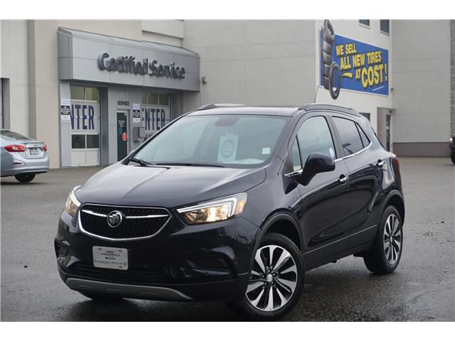 2021 Buick Encore Preferred (Stk: 21-060) in Salmon Arm - Image 1 of 24
