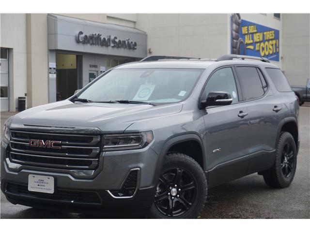 2021 GMC Acadia AT4 (Stk: 21-053) in Salmon Arm - Image 1 of 26