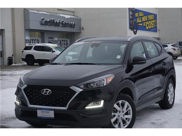2019 Hyundai Tucson Preferred (Stk: P3632) in Salmon Arm - Image 1 of 24