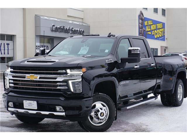 2021 Chevrolet Silverado 3500HD High Country (Stk: 21-083) in Salmon Arm - Image 1 of 26