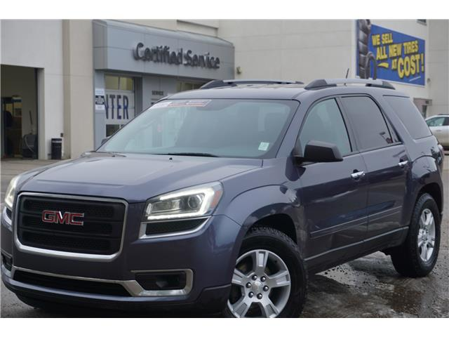 2013 GMC Acadia SLE2 (Stk: P3636) in Salmon Arm - Image 1 of 8