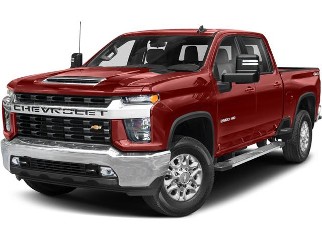 New 2021 Chevrolet Silverado 2500HD Custom  - Salmon Arm - Salmon Arm Chevrolet Buick GMC Ltd