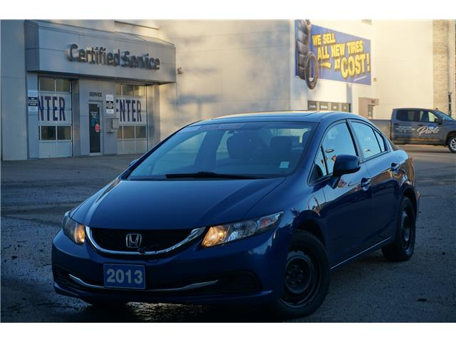 2013 Honda Civic EX (Stk: 21-002A) in Salmon Arm - Image 1 of 9