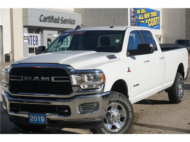 2019 RAM 2500 Big Horn (Stk: P3639A) in Salmon Arm - Image 1 of 30