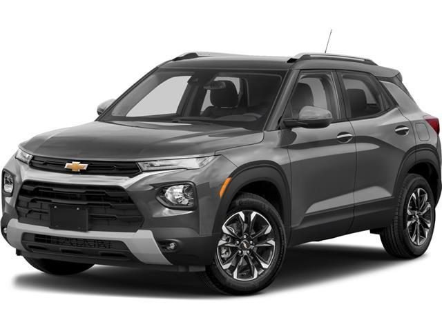 New 2021 Chevrolet TrailBlazer LT  - Salmon Arm - Salmon Arm Chevrolet Buick GMC Ltd