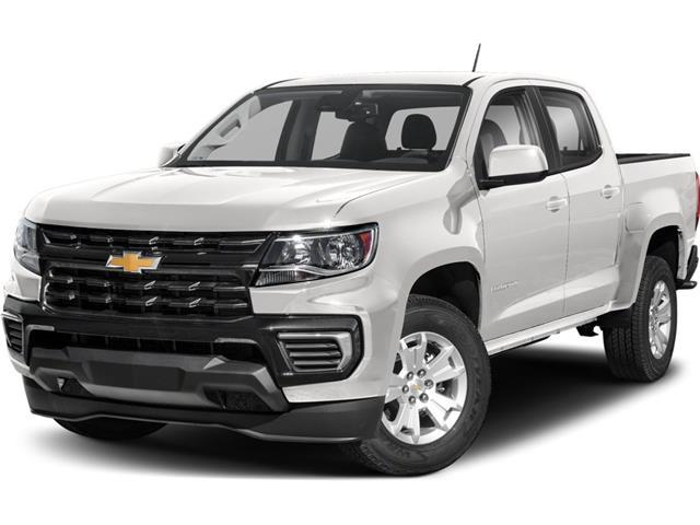 New 2021 Chevrolet Colorado Z71  - Salmon Arm - Salmon Arm Chevrolet Buick GMC Ltd