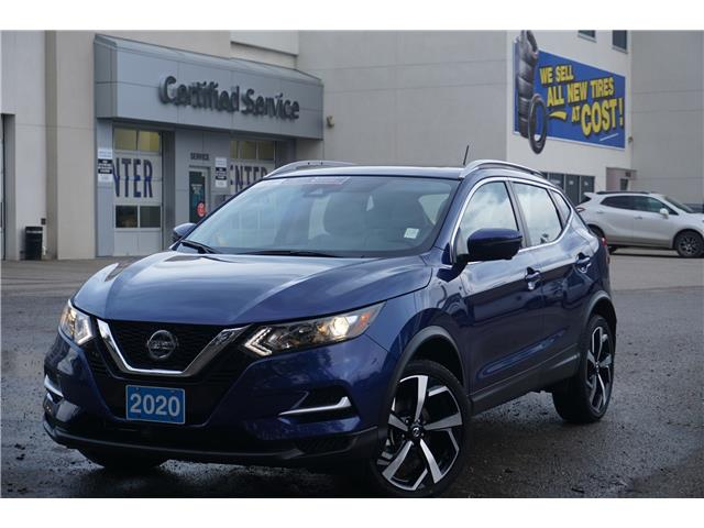 2020 Nissan Qashqai SV (Stk: P3648) in Salmon Arm - Image 1 of 8
