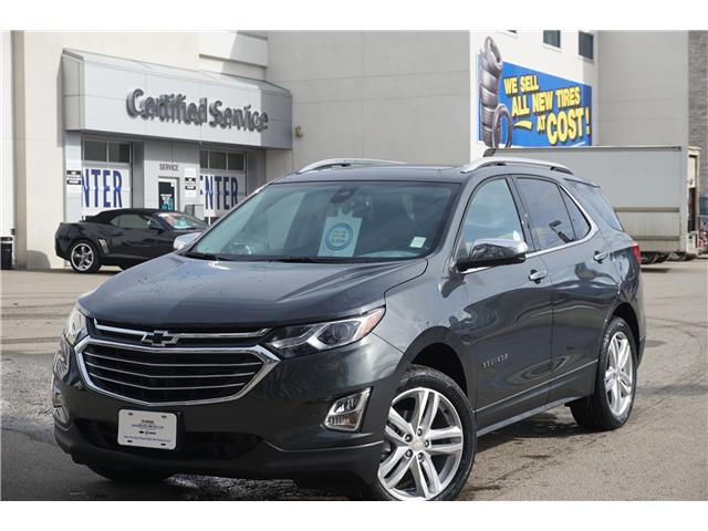 2021 Chevrolet Equinox Premier (Stk: 21-138) in Salmon Arm - Image 1 of 25