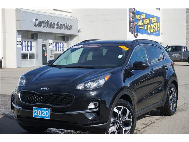 2020 Kia Sportage EX (Stk: P3640) in Salmon Arm - Image 1 of 29