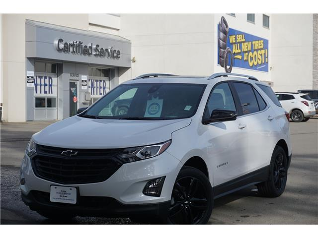 2021 Chevrolet Equinox LT (Stk: 21-066) in Salmon Arm - Image 1 of 24