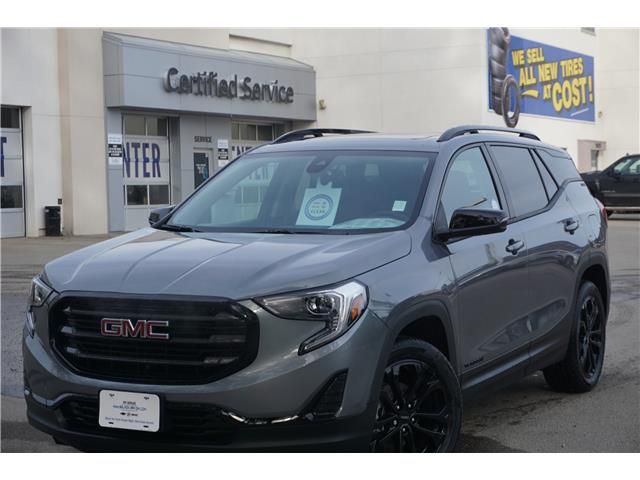 2021 GMC Terrain SLE (Stk: 21-137) in Salmon Arm - Image 1 of 25
