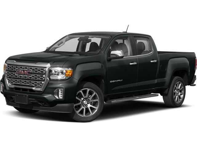 New 2021 GMC Canyon Denali  - Salmon Arm - Salmon Arm Chevrolet Buick GMC Ltd