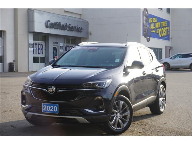2020 Buick Encore GX Preferred (Stk: 21-172A) in Salmon Arm - Image 1 of 28