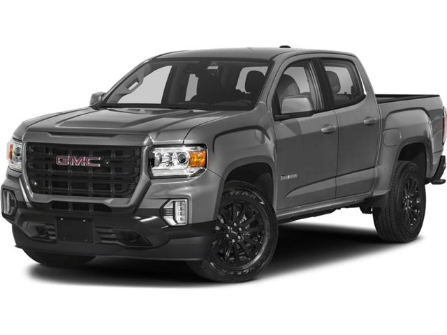 New 2021 GMC Canyon Elevation  - Salmon Arm - Salmon Arm Chevrolet Buick GMC Ltd