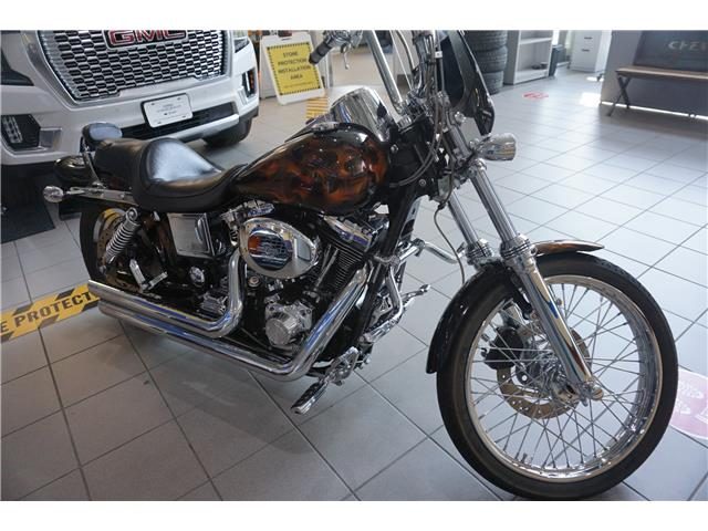 2005 Harley-Davidson Wide Glide  (Stk: P3661A) in Salmon Arm - Image 1 of 20