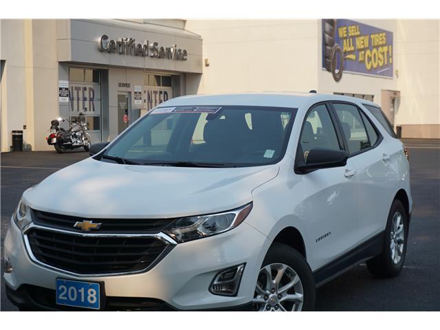 2018 Chevrolet Equinox LS (Stk: P3743) in Salmon Arm - Image 1 of 26