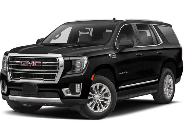 New 2021 GMC Yukon SLT  - Salmon Arm - Salmon Arm Chevrolet Buick GMC Ltd