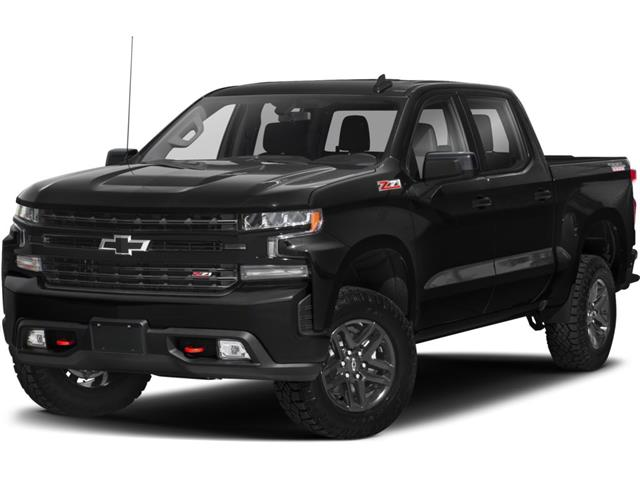 New 2021 Chevrolet Silverado 1500 LT Trail Boss  - Salmon Arm - Salmon Arm Chevrolet Buick GMC Ltd