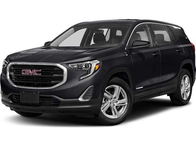 New 2021 GMC Terrain SLE  - Salmon Arm - Salmon Arm Chevrolet Buick GMC Ltd