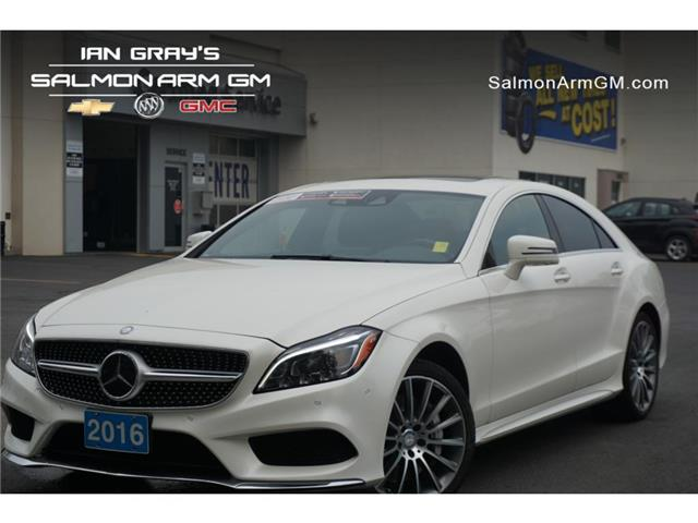 2016 Mercedes-Benz CLS-Class Base (Stk: 21-257A) in Salmon Arm - Image 1 of 29