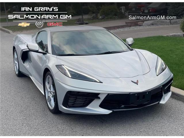 2021 Chevrolet Corvette Stingray (Stk: P3758) in Salmon Arm - Image 1 of 10