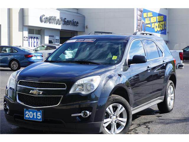 2015 Chevrolet Equinox 2LT (Stk: P3745A) in Salmon Arm - Image 1 of 8