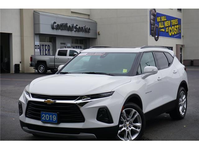 2019 Chevrolet Blazer 3.6 True North (Stk: P3794) in Salmon Arm - Image 1 of 28