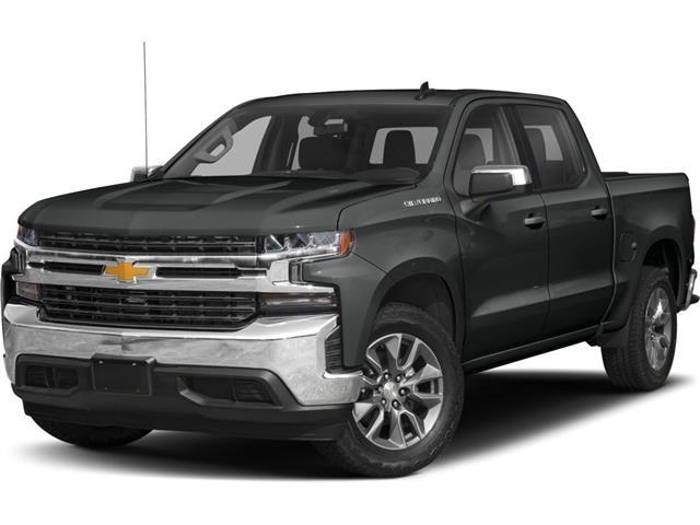 New 2021 Chevrolet Silverado 1500 RST  - Salmon Arm - Salmon Arm Chevrolet Buick GMC Ltd