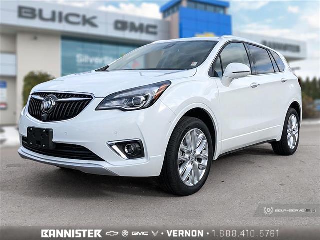 2019 Buick Envision Premium II (Stk: 19-093) in Vernon - Image 1 of 25