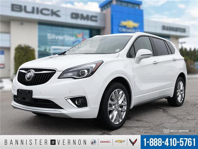 2019 Buick Envision Premium I (Stk: 19-284) in Vernon - Image 1 of 25
