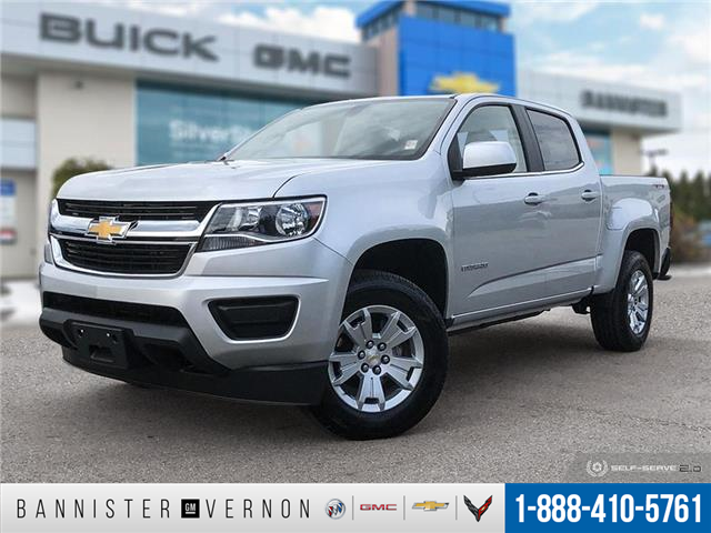 2019 Chevrolet Colorado LT (Stk: P191003) in Vernon - Image 1 of 25