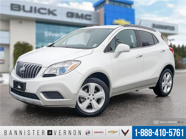2016 Buick Encore Base (Stk: 19380A) in Vernon - Image 1 of 25
