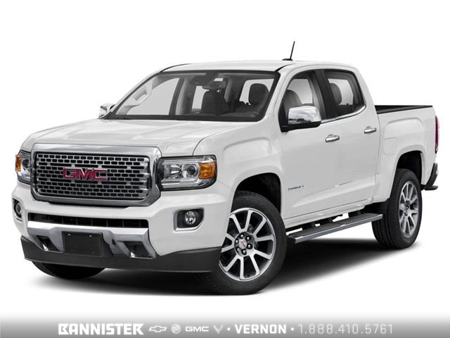 2020 GMC Canyon Denali (Stk: 20229) in Vernon - Image 1 of 9