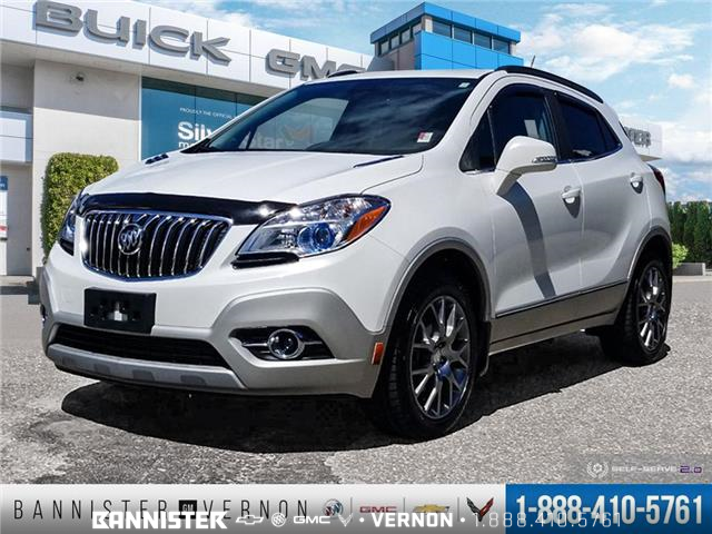 2016 Buick Encore Sport Touring (Stk: 20095A) in Vernon - Image 1 of 26