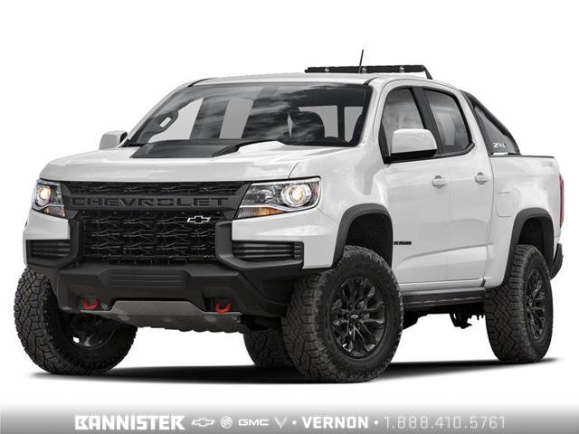 New 2021 Chevrolet Colorado ZR2  - Vernon - Bannister Chevrolet Buick GMC Vernon Inc.