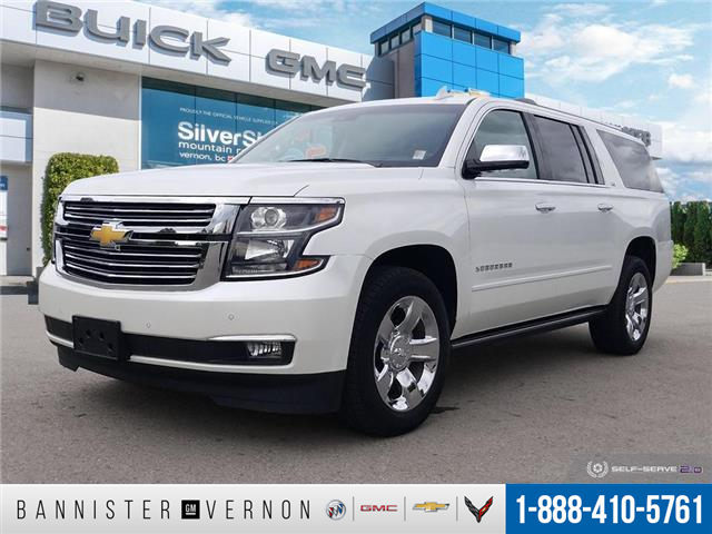 2016 Chevrolet Suburban LTZ (Stk: 20435A) in Vernon - Image 1 of 26