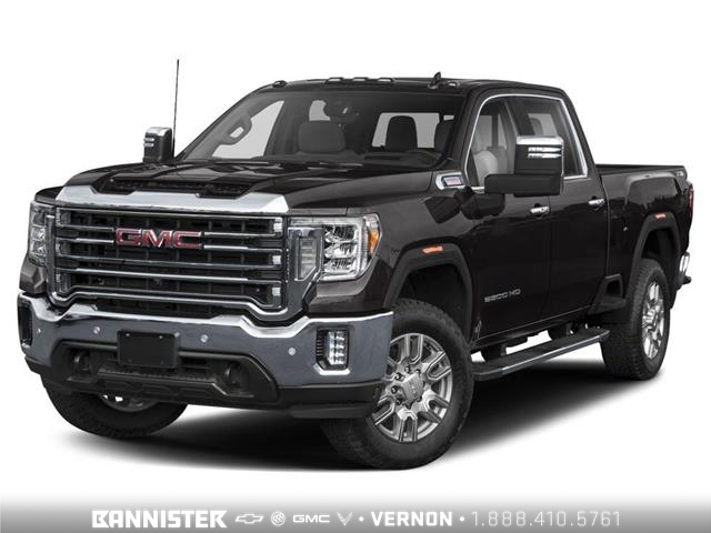 2020 GMC Sierra 3500HD AT4 (Stk: 20631) in Vernon - Image 1 of 8