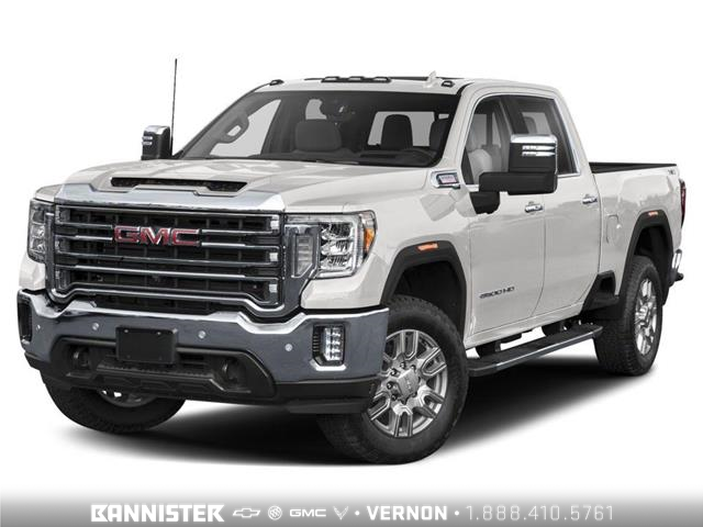 2020 GMC Sierra 3500HD AT4 (Stk: 20630) in Vernon - Image 1 of 8