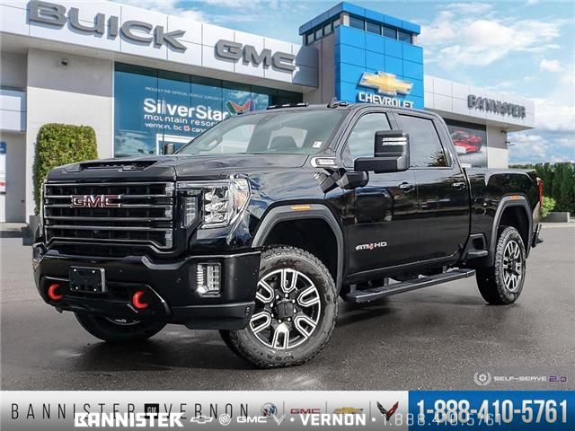 2020 GMC Sierra 3500HD AT4 (Stk: 20601) in Vernon - Image 1 of 25