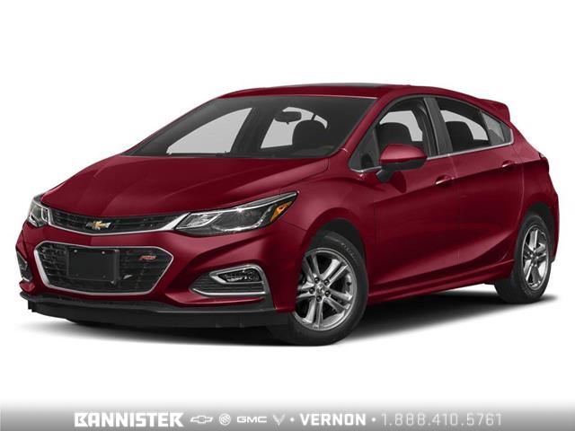 2017 Chevrolet Cruze Hatch LT Auto (Stk: 21036A) in Vernon - Image 1 of 9