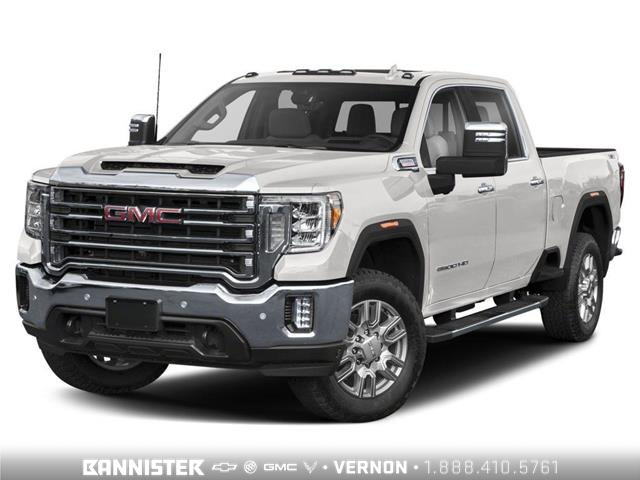 2021 GMC Sierra 3500HD Denali (Stk: 21177) in Vernon - Image 1 of 8