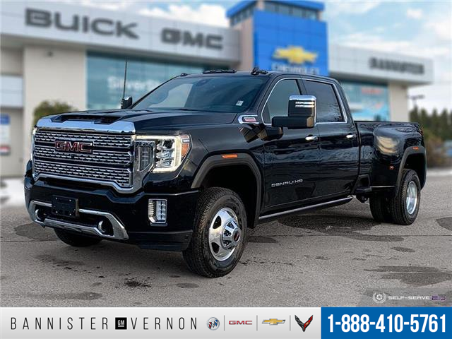 2021 GMC Sierra 3500HD Denali (Stk: 21145) in Vernon - Image 1 of 25