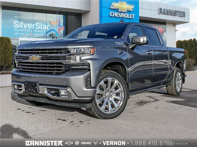 2021 Chevrolet Silverado 1500 High Country (Stk: 21221) in Vernon - Image 1 of 25