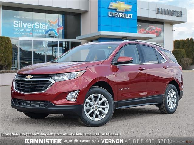 2021 Chevrolet Equinox LT (Stk: 21291) in Vernon - Image 1 of 23