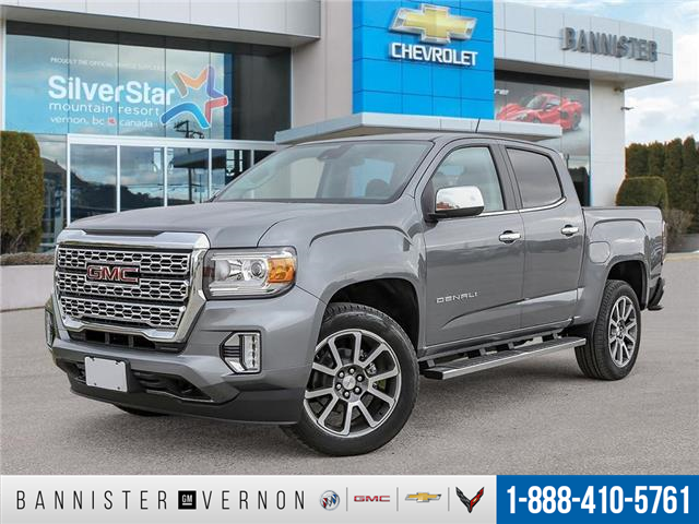 2021 GMC Canyon Denali (Stk: 21224) in Vernon - Image 1 of 23