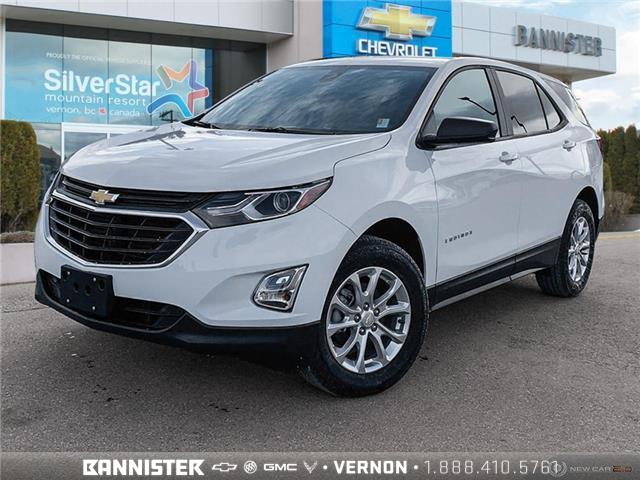 2021 Chevrolet Equinox LS (Stk: 21254) in Vernon - Image 1 of 25