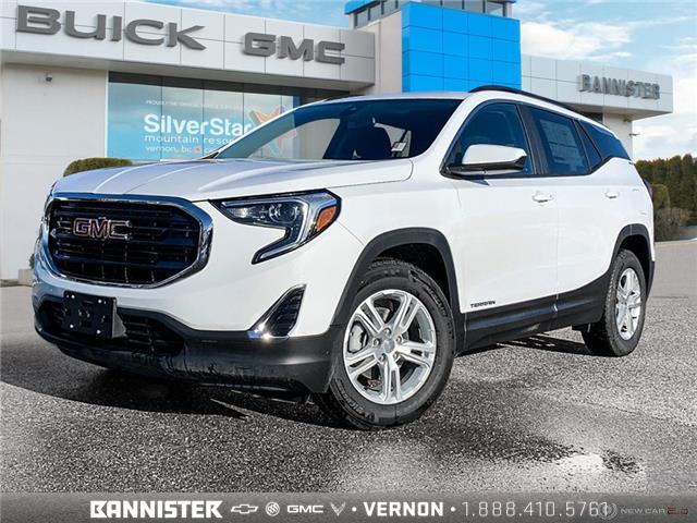 2021 GMC Terrain SLE (Stk: 21197) in Vernon - Image 1 of 25