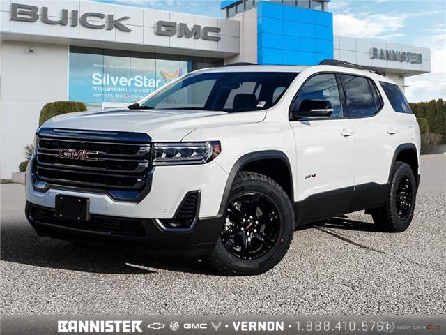 2021 GMC Acadia AT4 (Stk: 21015) in Vernon - Image 1 of 25