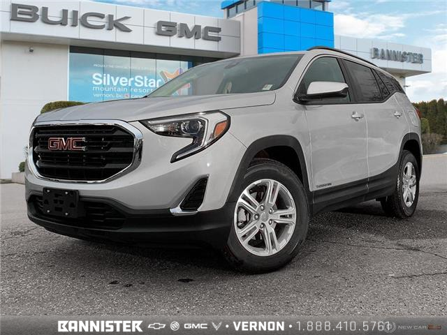 2021 GMC Terrain SLE (Stk: 21198) in Vernon - Image 1 of 25
